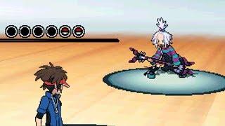 Whirlipede  - (Pokémon) - 2nd Gym Battle vs Roxie [Pokemon Black 2]