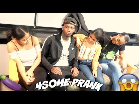 FOURSOME PRANK ON BESTFRIEND *GONE WRONG*