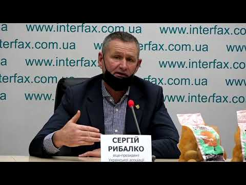Картофельные краски внутреннего рынка Украины