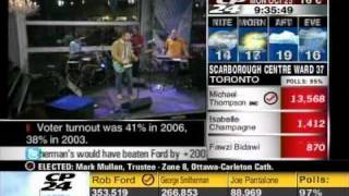 Steven Page - Indecision (Live CP24)