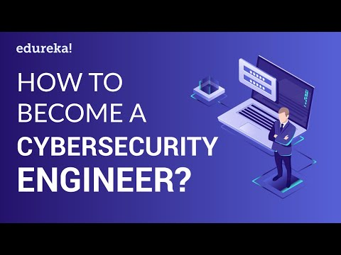 How to become a Cybersecurity Engineer? | Cybersecurity Salary ...