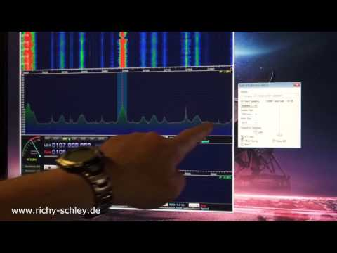 20 € Funkscanner RTL 2832 (DVB-T Stick) mit Antennen Vorverstärker (besserer Empfang)