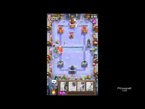 Clash  royal  live  on tryhard  le top fr!partie 2!