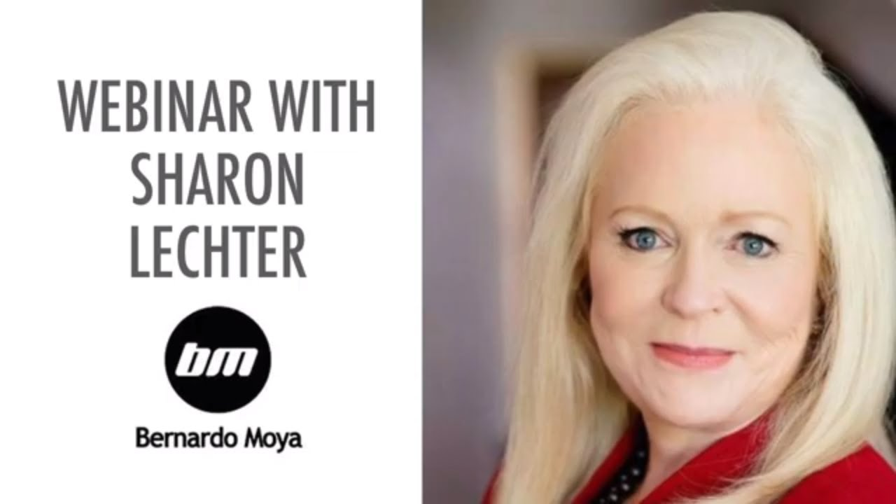 Webinar with Sharon Lechter and Bernado Moya