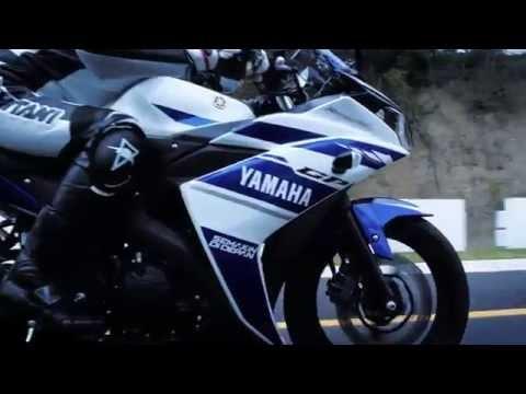 YAMAHA R25 : Infusing  R DNA