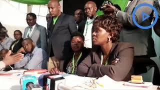 Kibra poll: IEBC rejects Mariga's bid - VIDEO