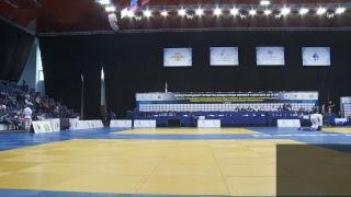 Татами №3 Международный турнир по дзюдо среди юношей и девушек на призы РОО «Новый Поток»