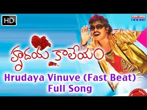 Hrudaya Vinuve (Fast Beat)