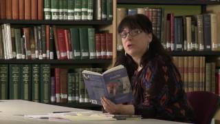 'Quickthorn', read by Siobhán Campbell (from Cross-Talk, Seren Press, 2009)