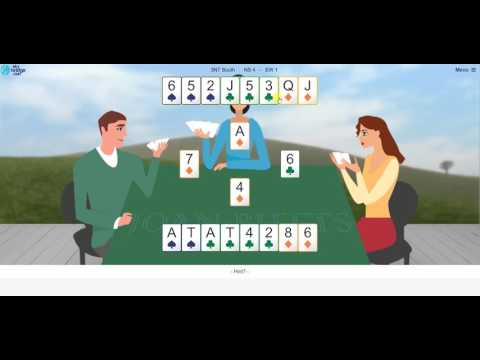 May 2017 Challenge Hand - Learn to play bridge with Joan Butts Bridge
