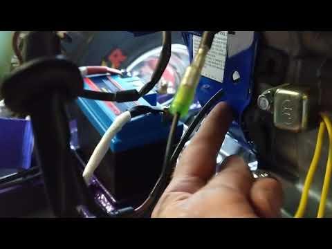 YAMAHA G9 DUROMAX 18HP 440CC ENGINE SWAP  - смотреть онлайн на Hah Life
