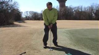 Golf Insruction with Jonathan Bird:  How to stop skulling and hitting thin shots