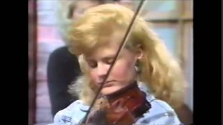 """Julie Carpenter """"Orange Blossom Special"""" 3-23-90"""