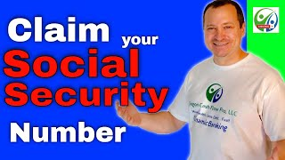 Quick Tip: Claim your Social Security number