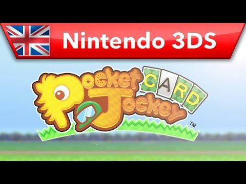 Pocket Card Jockey - Trailer (Nintendo 3DS) thumbnail