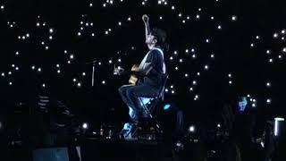 Ultimo Feat Fabrizio Moro Live Olimpico 4 Luglio ( L'Eternità   Portami Via)