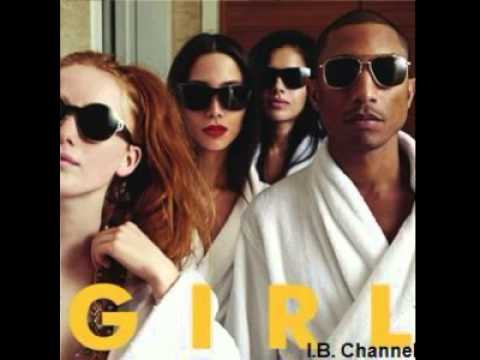 Pharrell Williams - GIRL (Deluxe Edition) | 03. Hunter