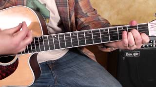 The Lumineers   Ho Hey   How To Play On Acoustic Guitar   Easy Acoustic Songs Lessons