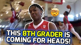"""""""Jamier We Gotta GO HOME!"""" 8th Grader Jamier Jones SHUTS DOWN The Game With A NASTY POSTER! 🤮"""