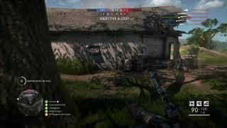 Battlefield 1 Close Tank Call