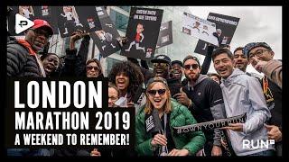 VIRGIN MONEY LONDON MARATHON 2019 – The World's Greatest 26.2!