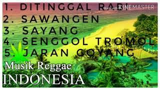 Cover Reggae Ska Enak April 2018 Ditinggal Rabi, Sawangen, Sayang, Senggol Tromol, Jaran Goyang
