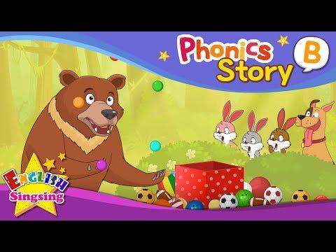 Phonics Story B
