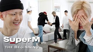 How Should SuperM Choose the Rooms? [SuperM the Beginning Ep 1]