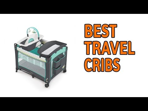 Best Travel Cribs 2019 || Best Portable Baby Cribs