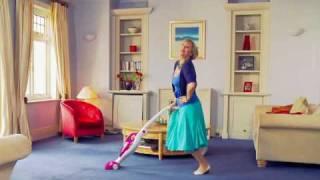 Glade® Shake N' Vac®   Refreshed TV Ad