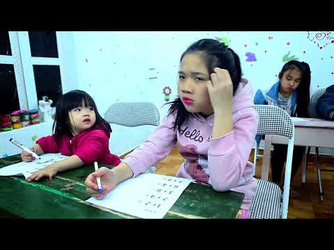 Kids Go To School | Children learn math and count numbers