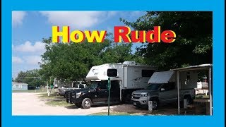 Rude Campers RV Living Full Time / Van Life Nomad