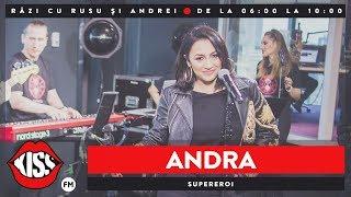 Andra   Supereroi (Live @ KissFM)