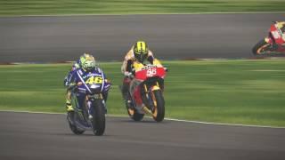MotoGP™17_HRC TEAM Argentina full racing replay video