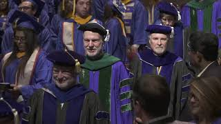 2019 Biomedical Sciences Commencement Video