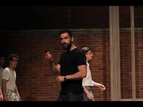 Alfonso Herrera regresa al teatro con