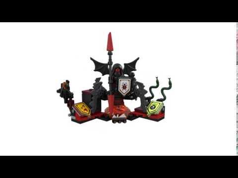 Конструктор Лавария– Абсолютная сила - LEGO NEXO KNIGHTS - фото № 6