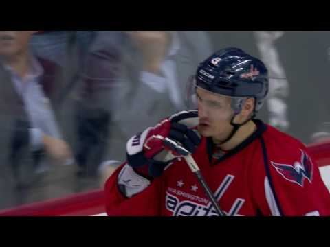 Williams eats Orlov one-timer,  stays in the game
