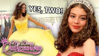 I Want TWO Quince Dresses | My Dream Quinceañera - Gisselle EP 2