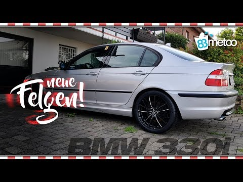 BMW E46 330i Felgen & Reifen | Barracuda Ultralight Project 3.0 & Michelin Pilot Sport Cup 2