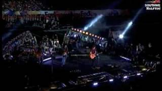 The Doobie Brothers Play at the Orange Bowl