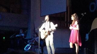 "Jordyn Croasdell at Taylor University ""my gen"" Talent Show"