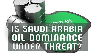 Pétrole en Arabie Saoudite