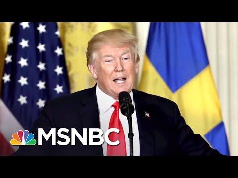 President Donald Trump Changes The Headline And Makes Big Gamble | Morning Joe | MSNBC