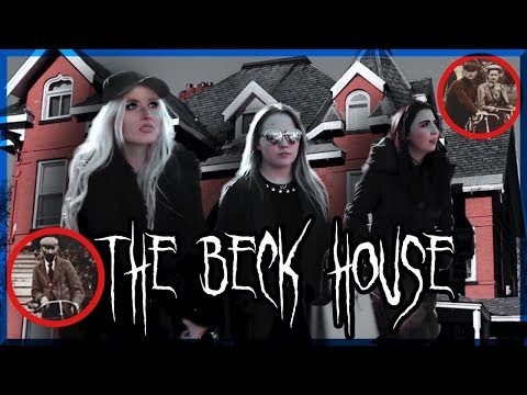 What happened when we stayed overnight at this HAUNTED HOUSE..