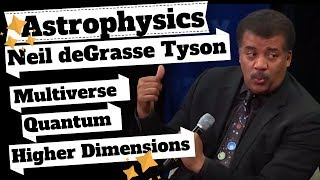 Astrophysics Of The Universe By Neil DeGrasse Tyson