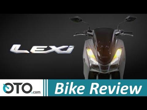 Yamaha Lexi | Review | Detail Spesifikasi | OTO.com