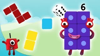 Numberblocks - Number Games | Learn To Count | Learning Blocks