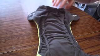 Angelicware cloth diaper