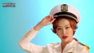 "(씨스타MV)SISTAR Music Video ""Don't leave me"" Full Version - 해전1942"